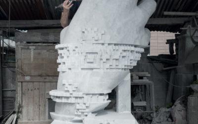Un artiste entrepreneur m'a dit… La numérisation bénéficie à la pierre