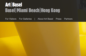 Art Basel Collaboration StoneTouch