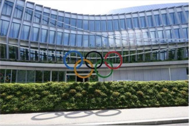 En visite exclusive à la Maison olympique